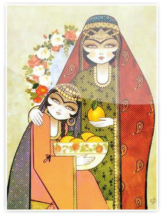 Happy Persian New Year-Norooz