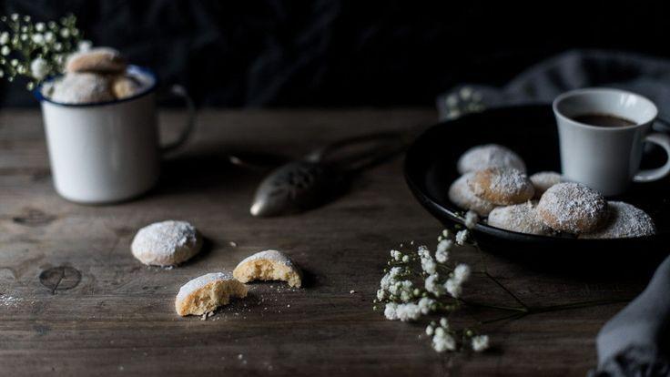 Biscotti nuziali messicani