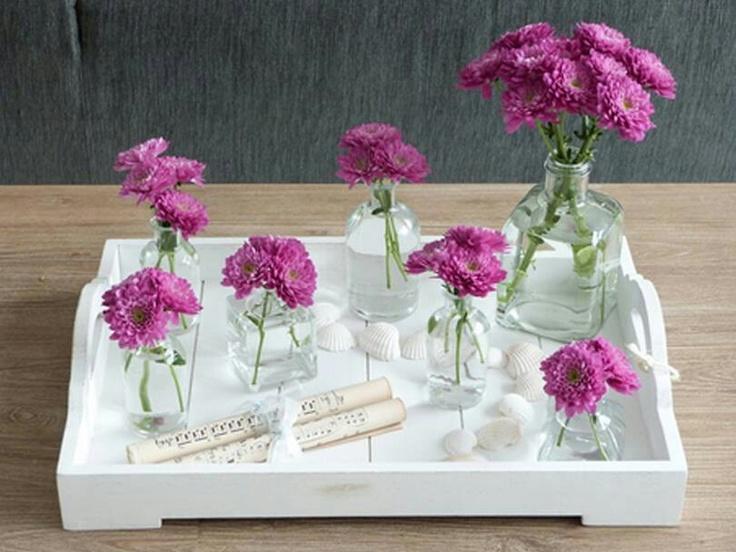 25 beste idee n over feest dienbladen op pinterest dienbladen dessert dienblad en fruit - Salon decoratie ideeen ...