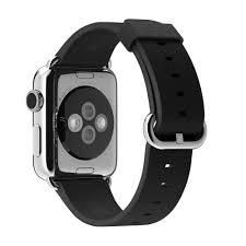 Apple watch 38mm Midnight Blue Modern Buckle Medium