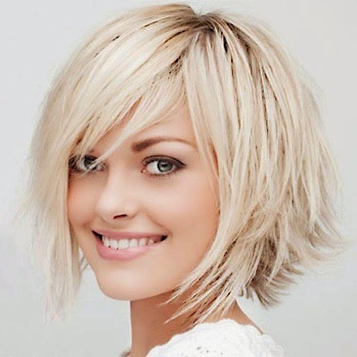 Best 25 Neck Length Hairstyles Ideas On Pinterest Bob