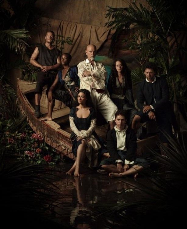 Crossbones TV series