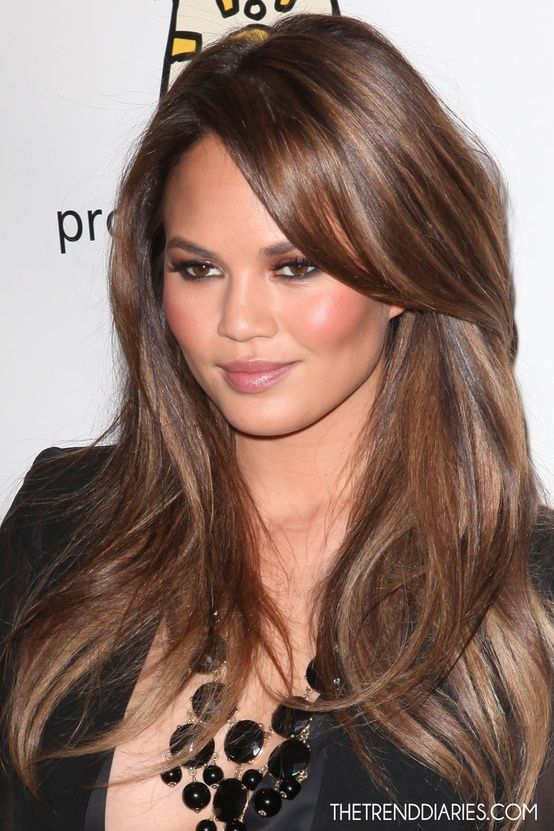 Brunette highlights will help to add warmth and liveliness to your day to day look! The Beauty Thesis
