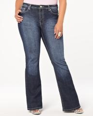 SUKO Jeans, available from Addition Elle