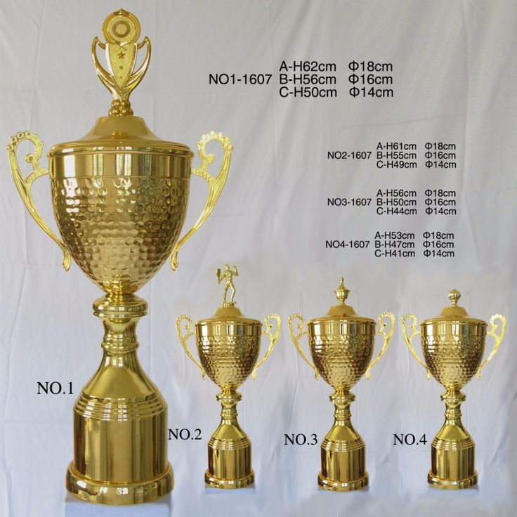 (55.00$)  Watch more here - http://ai9ov.worlditems.win/all/product.php?id=32795979311 - 1607 new style Gold Plated Metal Trophy   Wilson Trophy Sports Trophies  sport  award  50CM   souvenir