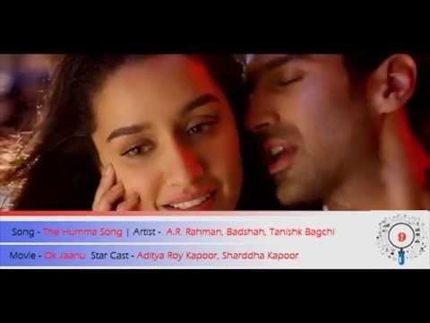 New hindi songs 2016 - Top 10 songs of the week | Indian Songs 2016