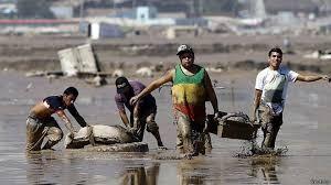 Resultado de imagen para aluvion en el norte chico de chile 2017