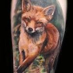 Fox Tattoo Meaning (14)