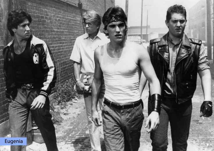 """""""La ley de la calle"""" (Francis Ford Coppola, 1983)."""