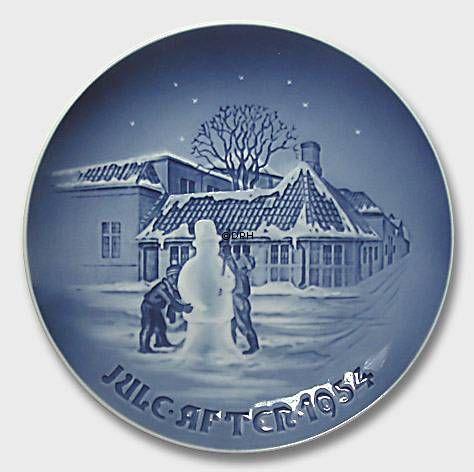 146 best bing grondahl christmas plates 1895 2018 images. Black Bedroom Furniture Sets. Home Design Ideas