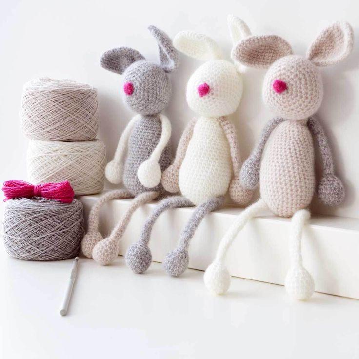 Amigurumi Beginner Kit : 17 Best images about Amigurumi Soft Toy/Plushie Crochet ...