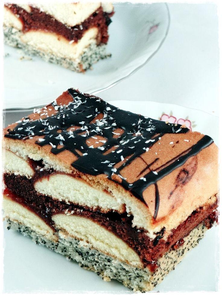 Słodkości i nie tylko: Ciasto wyśmienite