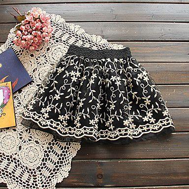 Women's Vintage Embroidery Princess Skirt - USD $ 22.19