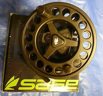 New Sage 1880 7/9 wt fly reel- perfect for switch and light spey rods FREE SHIP!