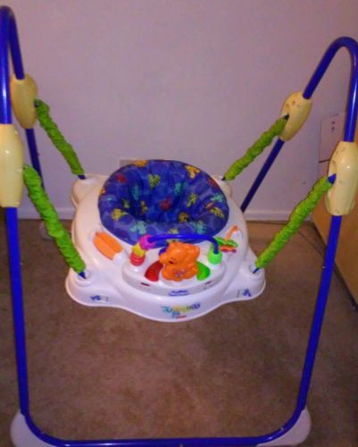 PICK UP Fisher Price JUMPEROO Jumper Jump Light Music