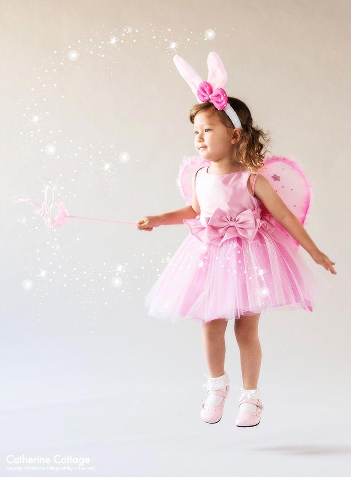 女の子のハロウィンコスプレアイディア  ゆめかわいい 妖精さん