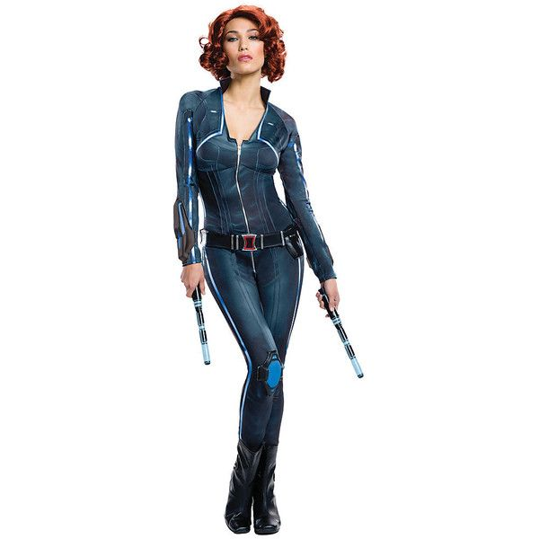 Adult Plus Black Widow Sexy Costume ($70) ❤ liked on Polyvore featuring costumes, halloween costumes, multicolor, sexy black widow costume, sexy adult costumes, black widow adult costume, sexy black widow spider costume and adult costume