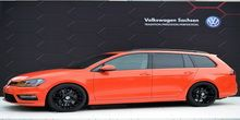Volkswagen Golf Variant Youngster 5000 presented at Worthersee
