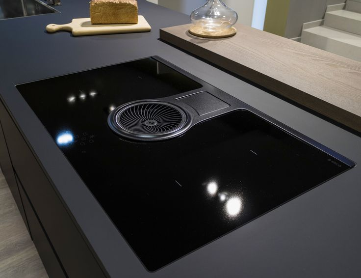 oltre 25 fantastiche idee su cucina ad isola nera su pinterest ... - Induzione Cucina