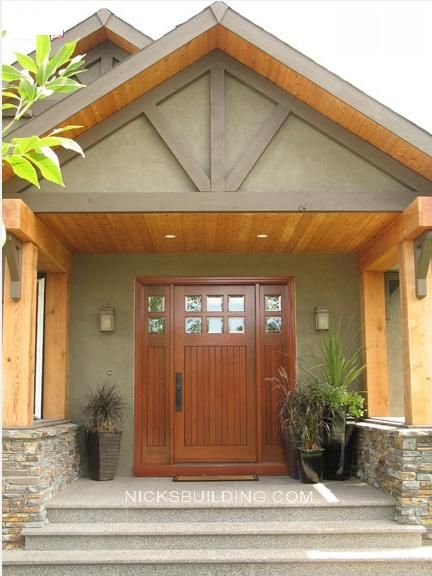 17 best images about curb appeal on face of house on for Craftsman style window boxes