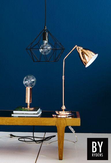 By Rydens - Taklampor, bordslampor, lampskärmar, belysning - Hemtex