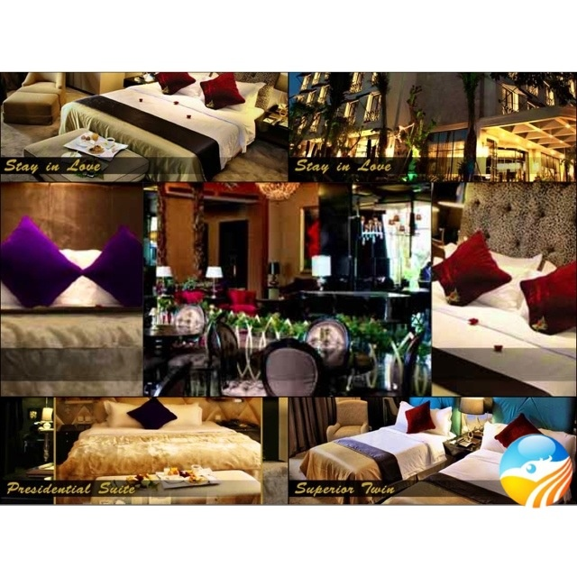 The Amarossa Hotel Bandung, feel the romantic touch when holiday comes, ⭐⭐⭐⭐ hotel.