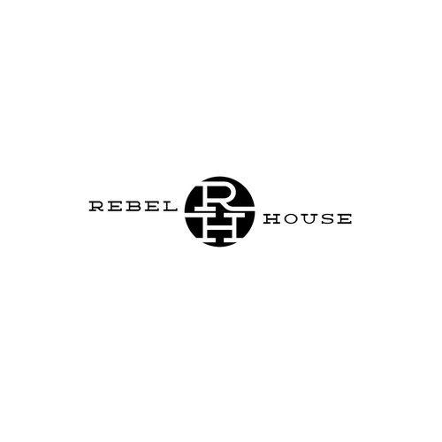 Create a luxurious yet edgy brand identity for Rebel House Ontwerp door MW Logoïst