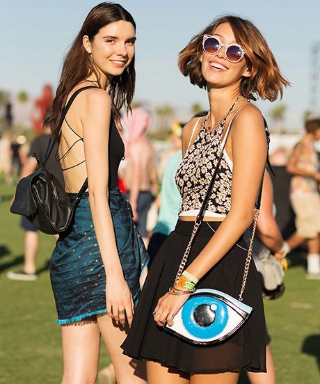 50+ Stylish Folks Who Rocked Coachella #refinery29 http://www.refinery29.com/coachella-style