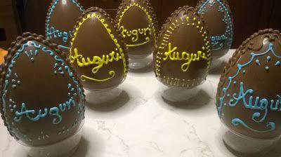 Dolcilandia e non solo...: Aspettando la Pasqua : uova, uova e ancora uova *_...