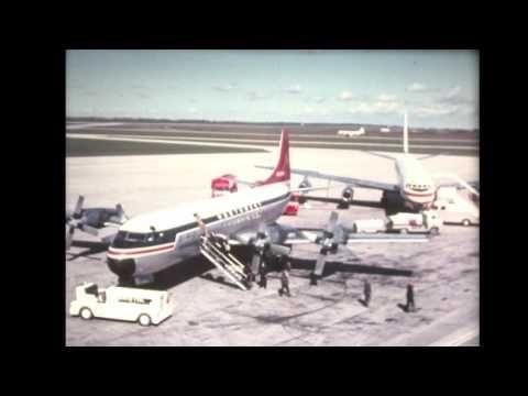 WATCH: A Tour Of Winnipeg In 1964!