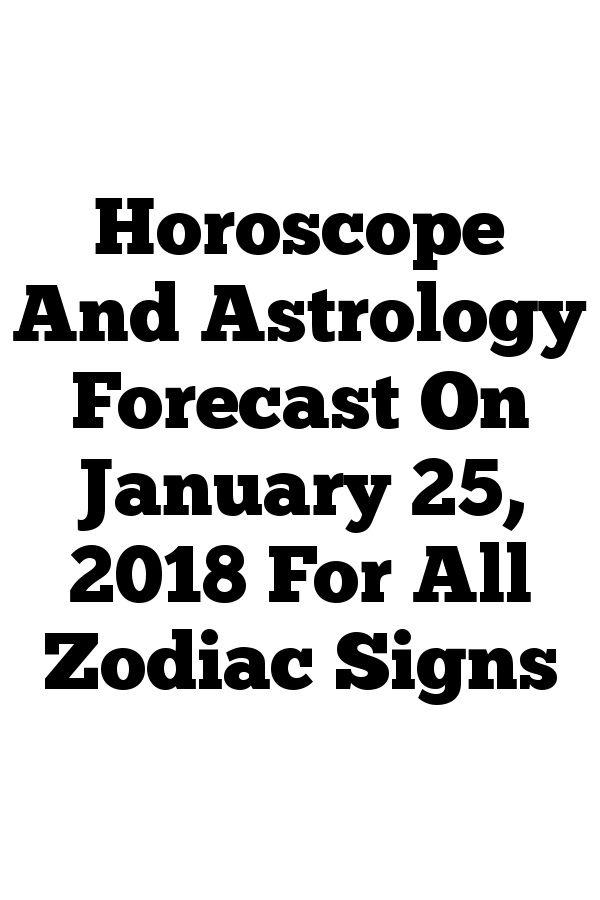 scorpio love horoscope january 25