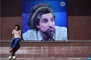 Source @afpfr: 14e anniversaire de l'assassinat du Commandant Massoud célébré à Kaboul. Lol ! On commémore on ne célèbre pas !!!! ! Inversion totale du sens du message ! Publié par wendy