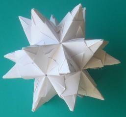 57 best images about 3d papier origami on pinterest. Black Bedroom Furniture Sets. Home Design Ideas