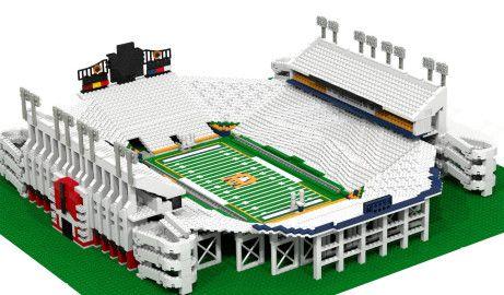 LEGO Jordan-Hare Stadium...$1,200!!!