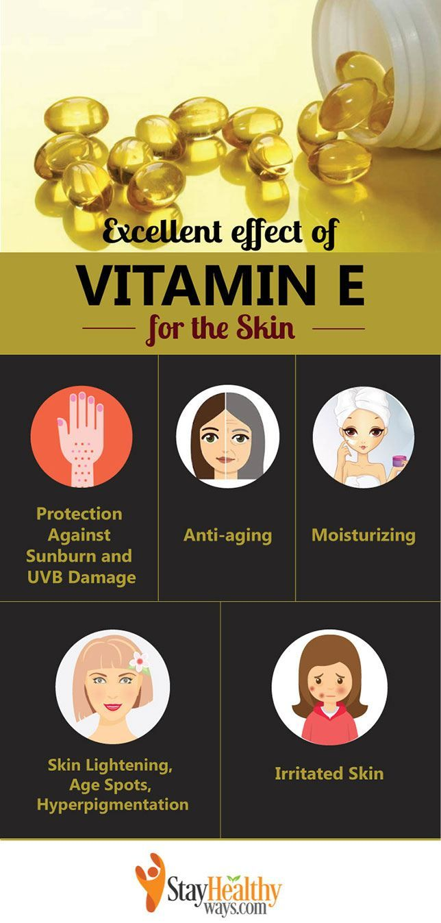 How To Avoid The Myths And Find The Best Vitamin E Oil For Your Skin I Was Looking For The Best Vitamin E Oil For My Skin I Vitamin E