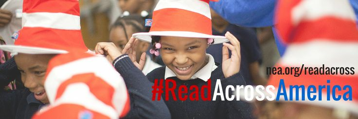 Want to show your support for Read Across America on Twitter? Use this banner image!