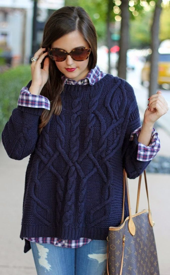 27 Cozy Knitwear Looks for the Fall