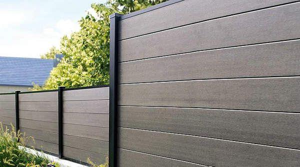 Composite Fence vs Wood Fence,Composite Fence Alternative Wood Fences