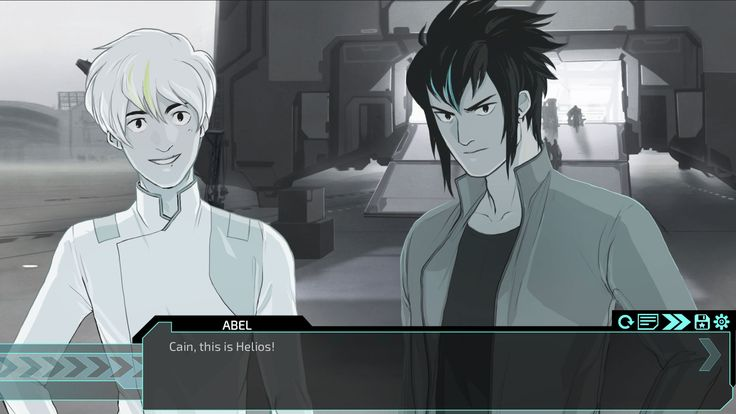 Starfighter: Eclipse - Date Nighto - Visual Novels in Your Browser