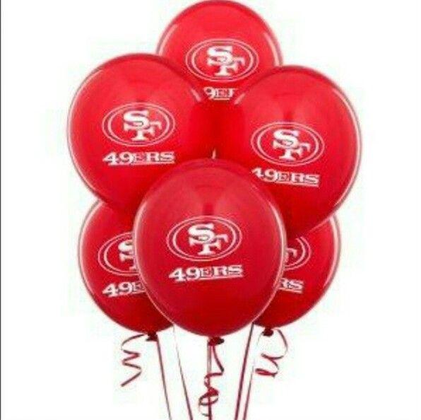 Happy Birthday 49ERS Style