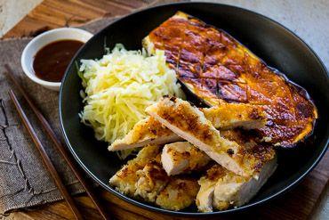 Chicken-Katsu–Miso-Roasted-Eggplant-Step-6