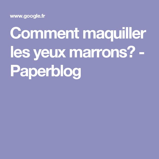 1000 ideas about les yeux marrons on pinterest. Black Bedroom Furniture Sets. Home Design Ideas