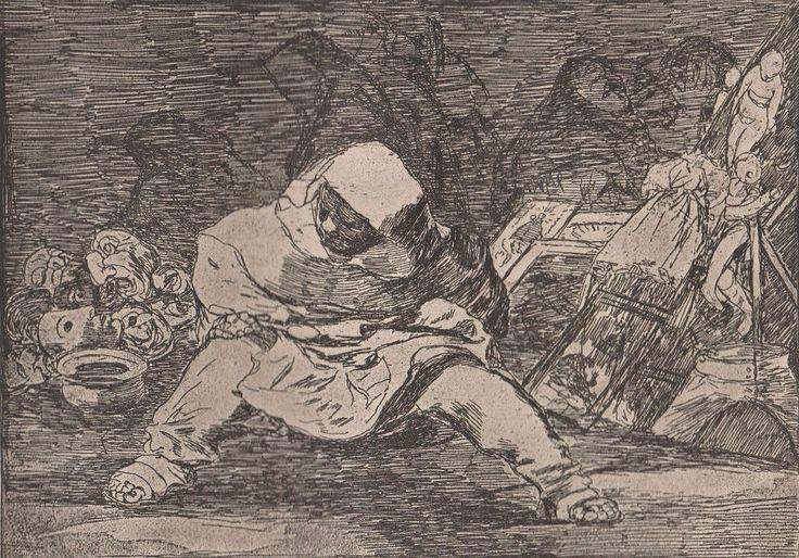 goyas disasters of war Francisco goya's disasters of war lamar dodd gallery, august 18-october 28, 2012 checklist 80 works total all works by francisco de goya (spanish, 1746-1828) 1 tristes presentimientos de lo que ha de acontecer.