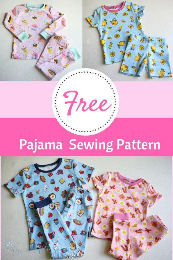 Free Movie Night Pajamas