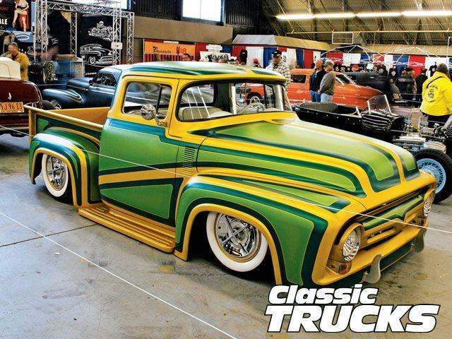 Custom Paint Lowrider: Lowrider Trucks, Custom