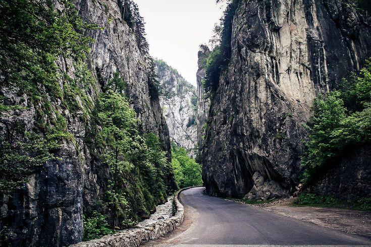 Békás-szoros, Erdély, Románia