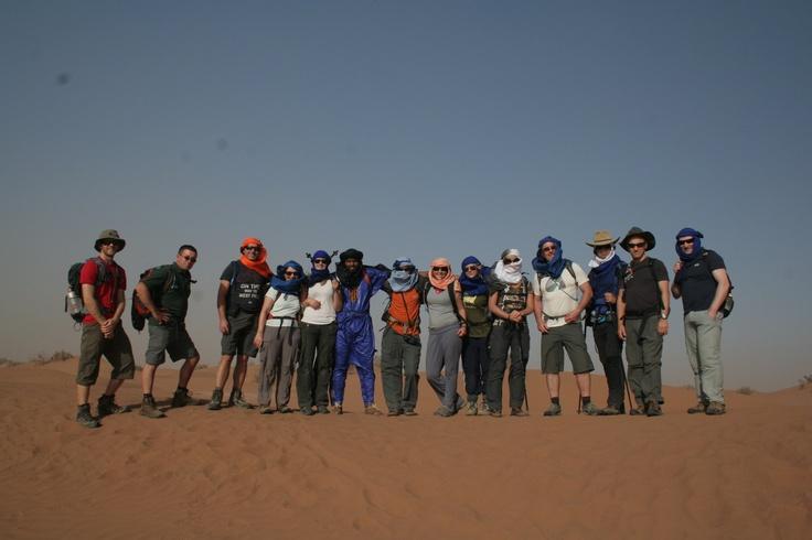 Sahara Photo Op