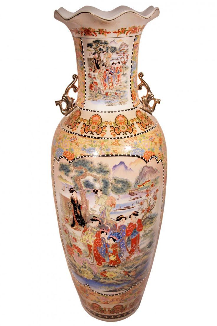 12 Best Asian Vases Images On Pinterest Asian Vases