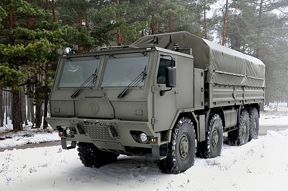 Tatra T 815-7 8x8