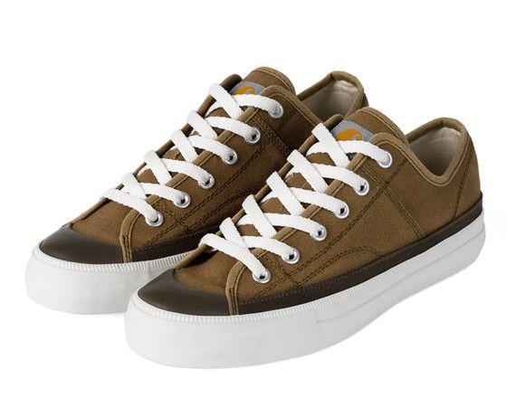 carhartt WIP Michigan Shoes – Spring 2014